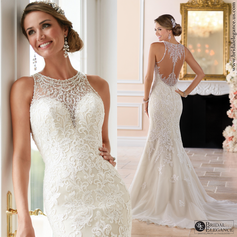 Affordable wedding dresses for less than 1500 in 2017 at for Wedding dress for less than 100