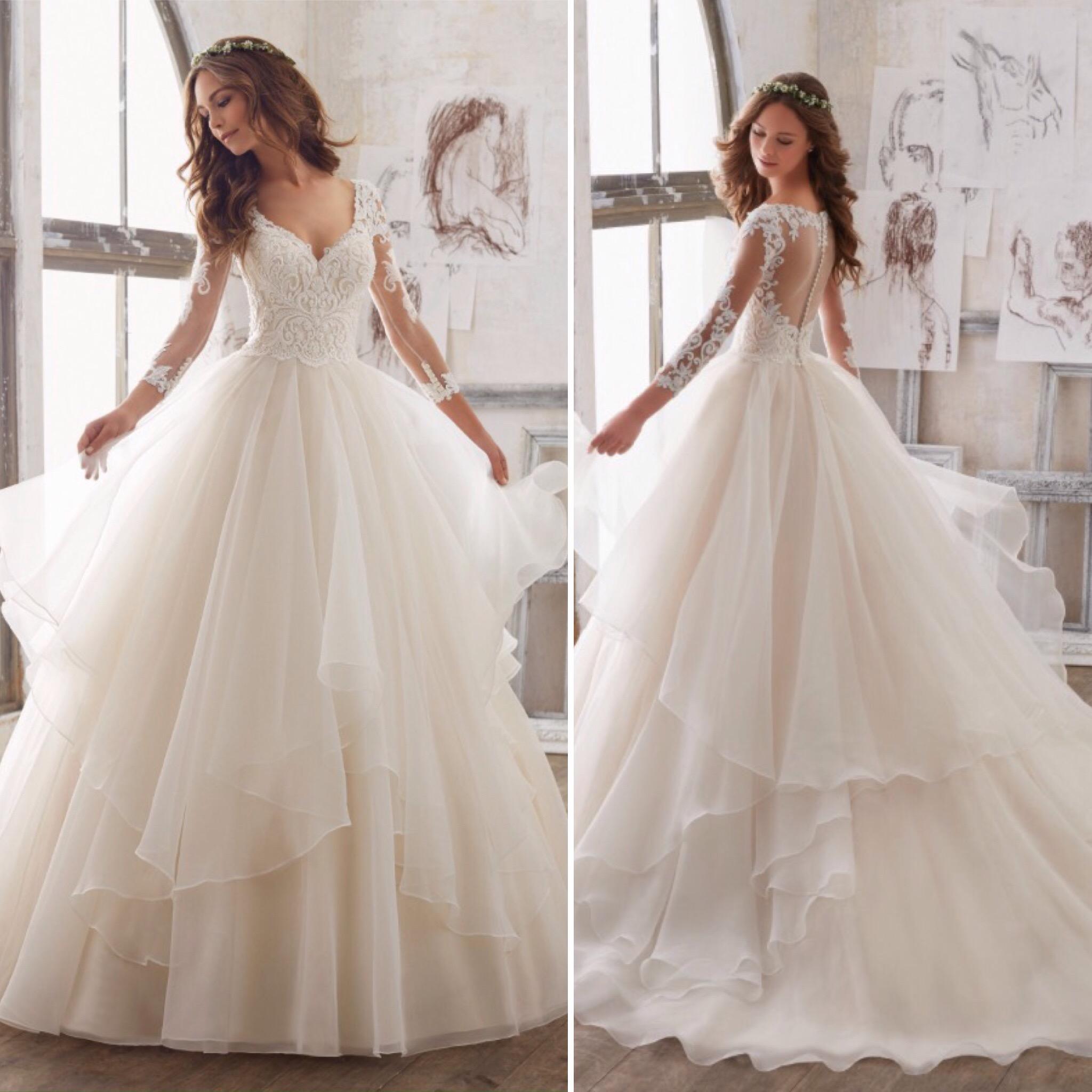 Affordable Wedding Dresses For Less Than $1500 In 2017 At